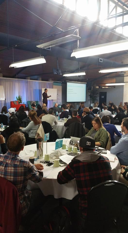 ray corcoran business digital marketing speaker review feedback testimonial - sydney online marketing workshop