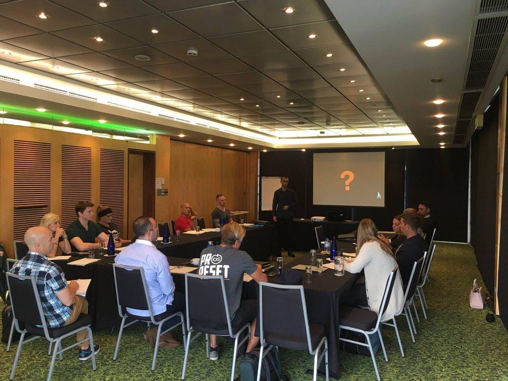 ray corcoran digital marketing speaker testimonial review feedback