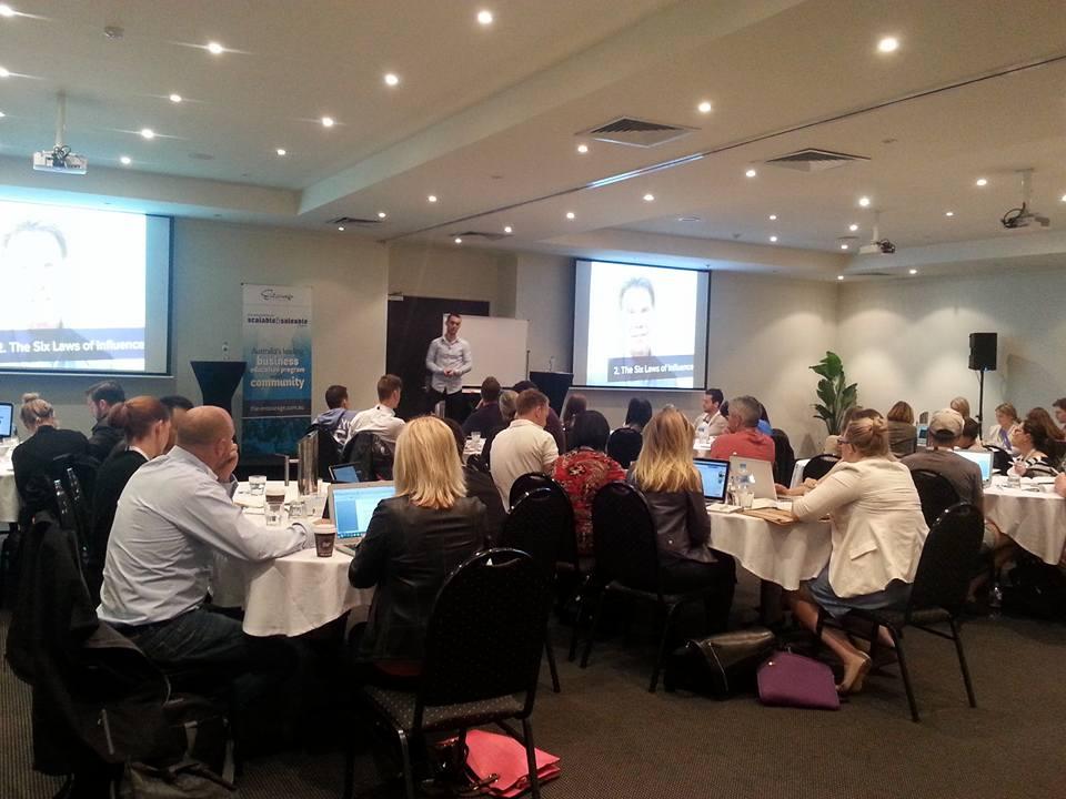 ray corcoran business digital marketing speaker review feedback testimonial - melbourne masterclass