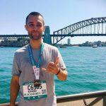 ray corcoran sydney full marathon 2017